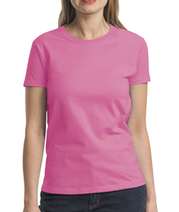 Gildan – Ladies Crew T-Shirt