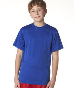 Youth Performance Moisture Management Shirt