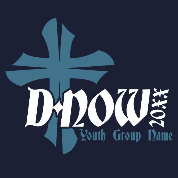 Disciple Now Cross