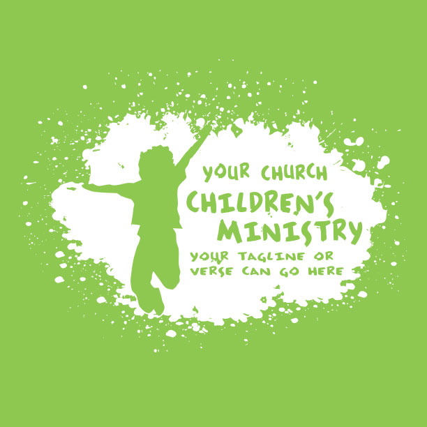Childrens Ministry Apparel