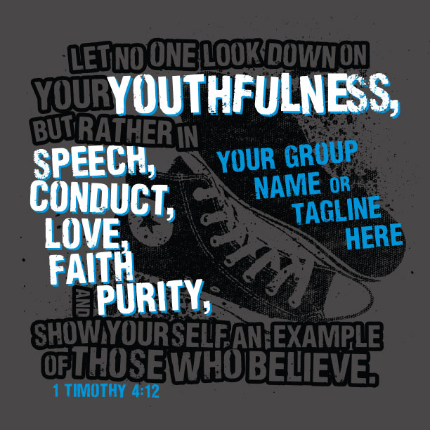 Good Bible Verses For T-Shirts - Free Idea List By Ministry Gear