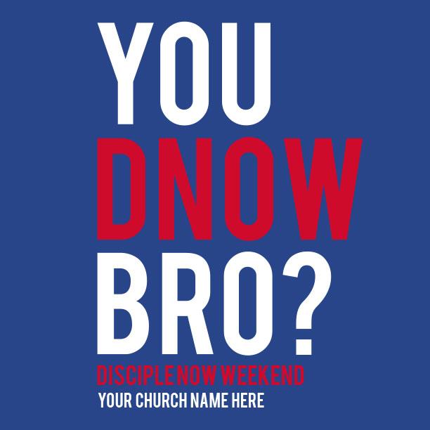 You DNOW?