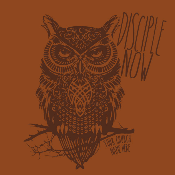 Disciple Now Owl