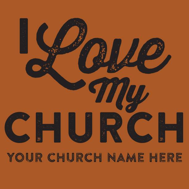 Love My Church Script
