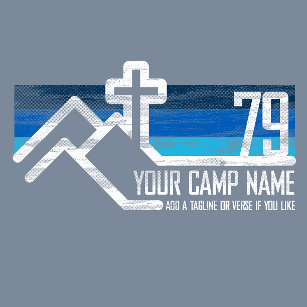 Summer Camp T-Shirts - Free Custom Design  Free 2 Week Delivery