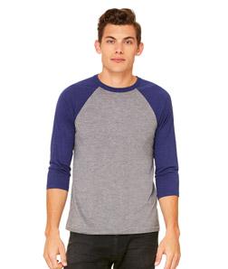 Bella+Canvas – Fashion Fit Baseball Style Shirt