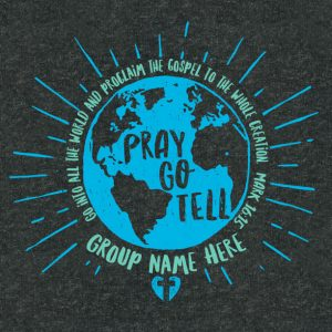 Pray Go Tell