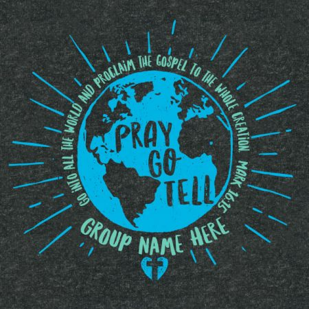 Pray Go Tell