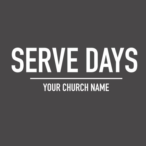 Serve Days