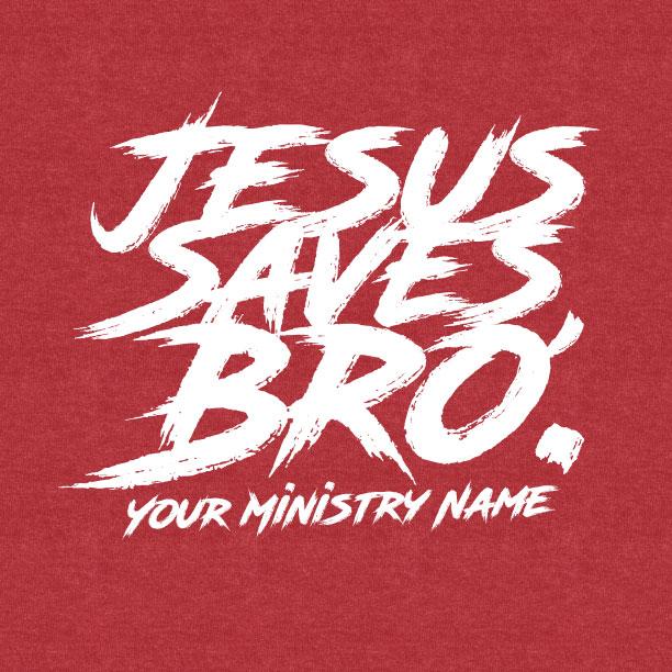 Extreme Jesus Saves