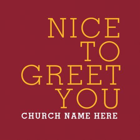 Nice to Greet You