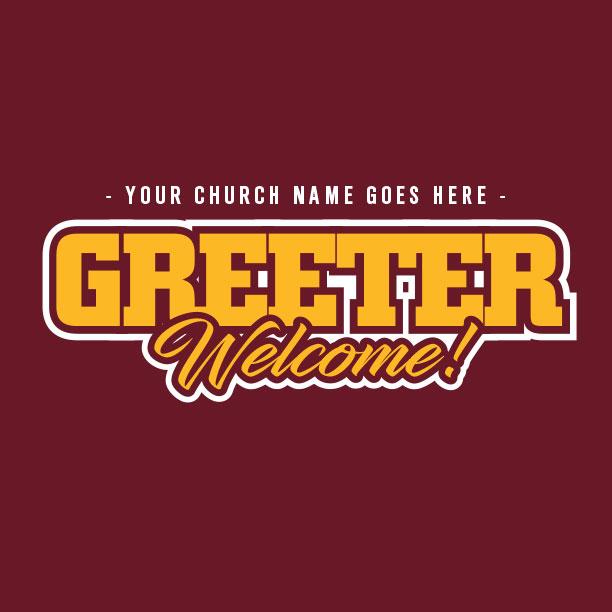 I'm a Greeter