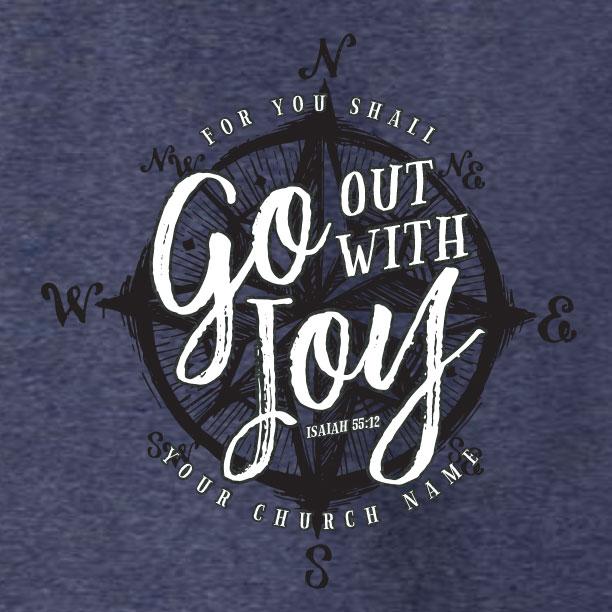 With Joy