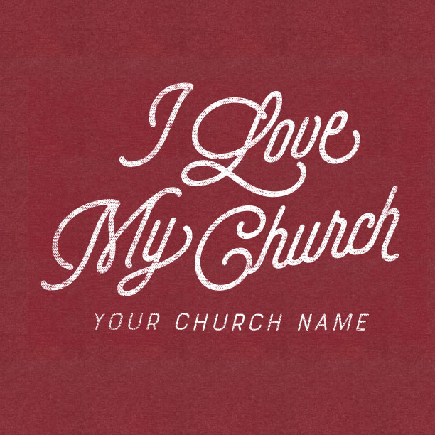 Church T-Shirts by MinistryGear - Free Design & Free 2-Week Shipping.