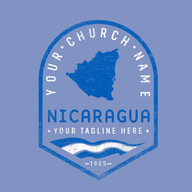Nicaragua Patch