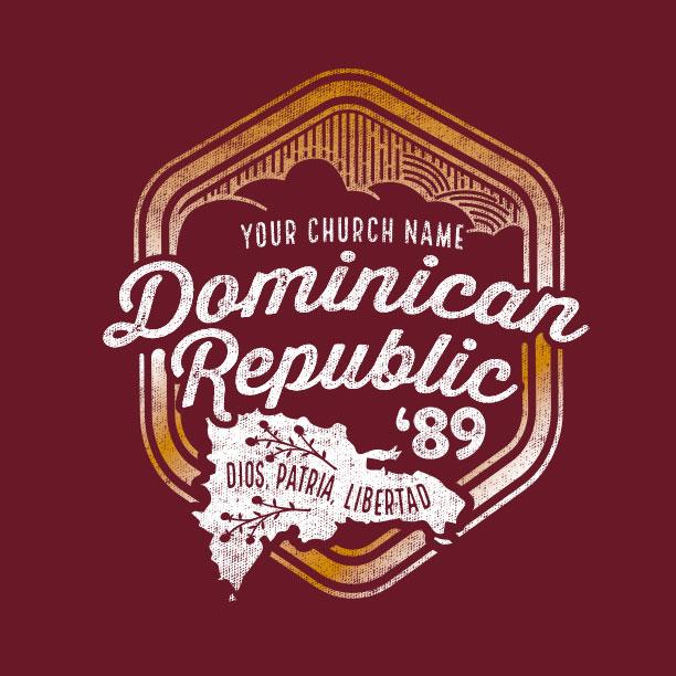 Dominican Emblem