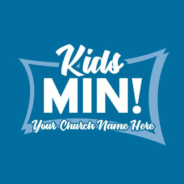 Kids Min Banner