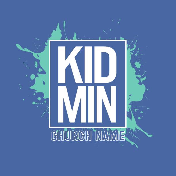 KidMin Splatter