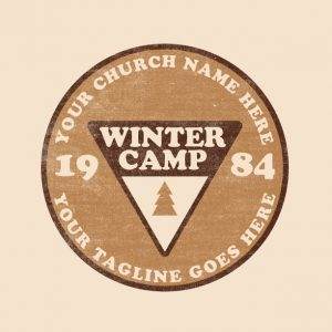 Circle Camp Badge