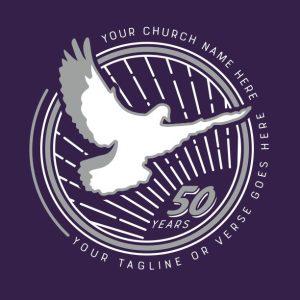Anniversary Dove