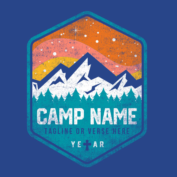 Camp Night Sky