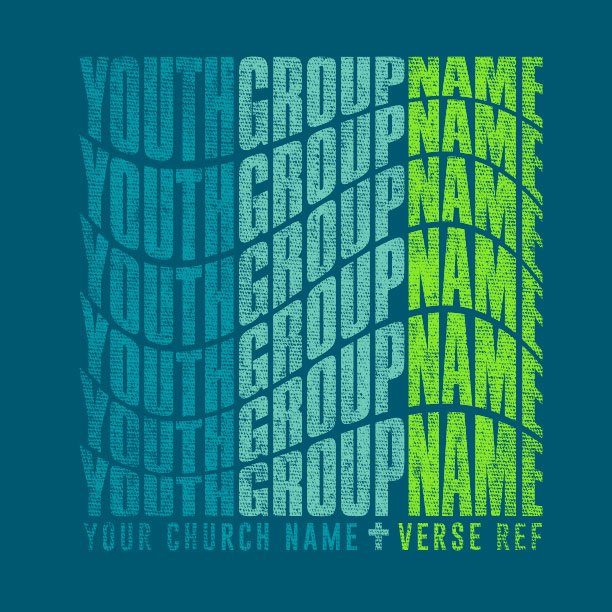 Youth Group Wave