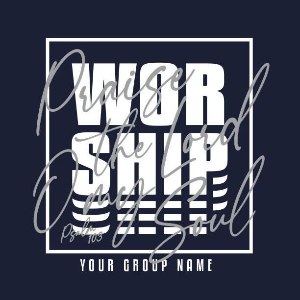 Worship Scribble