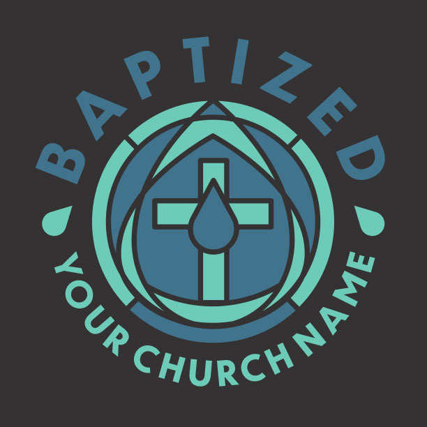 Baptized Emblem