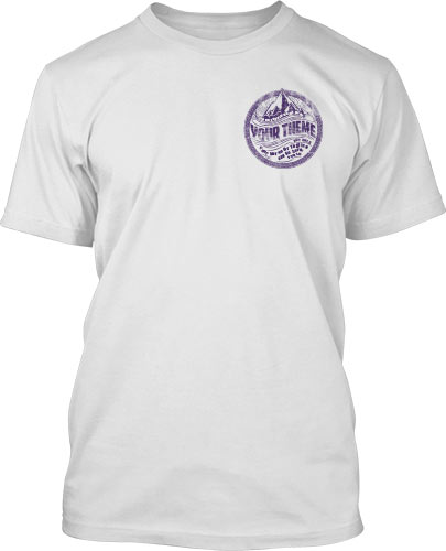 Purple VBS Guide Shirt