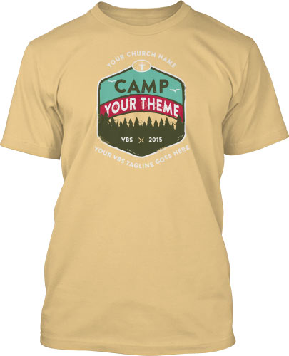 Discovery Camp VBS T-Shirts