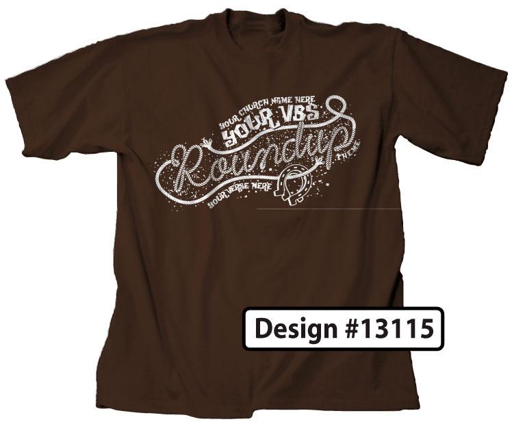 Church Ranch VBS Shirt
