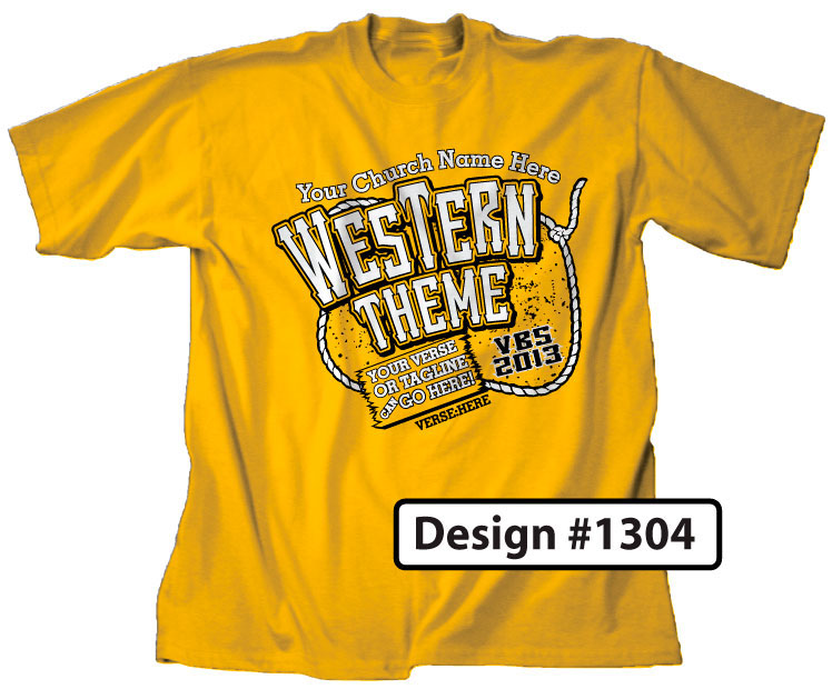 Western Theme VBS
