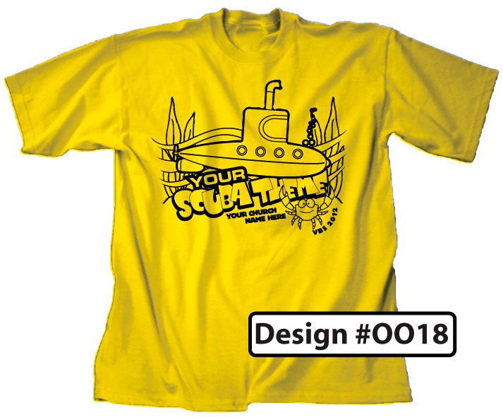 Yellow Submarine Shirts