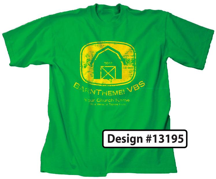 Hayday VBS Design