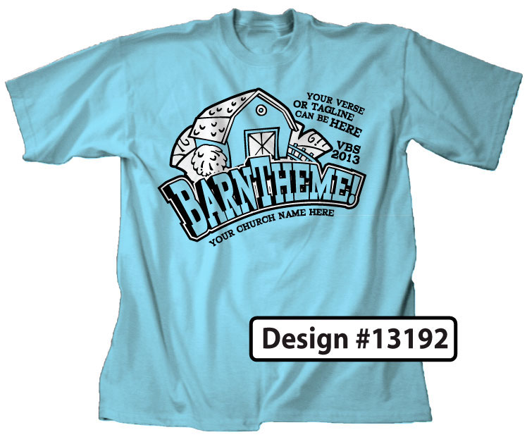 Ranch Barn Theme VBS