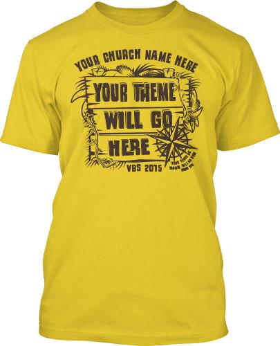 Baptist VBS T-Shirts