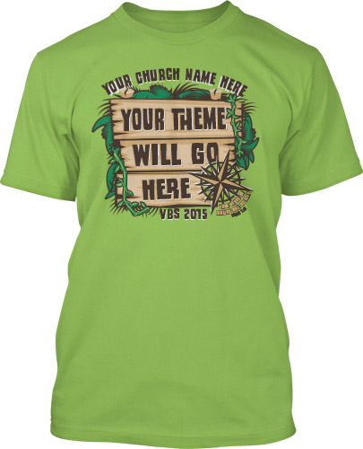 Journey VBS Shirt