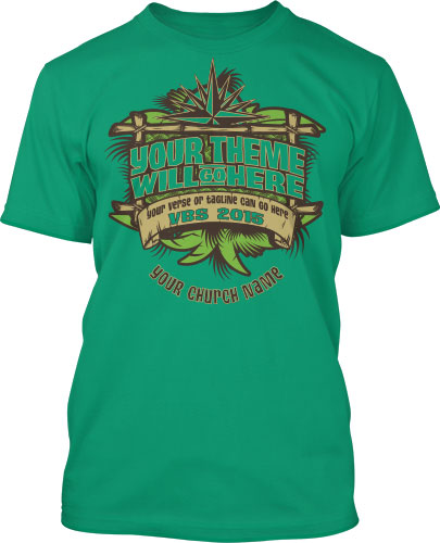 Jungle Journey VBS T-Shirt