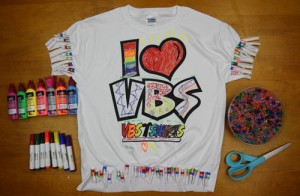 VBS Decorated Shirts