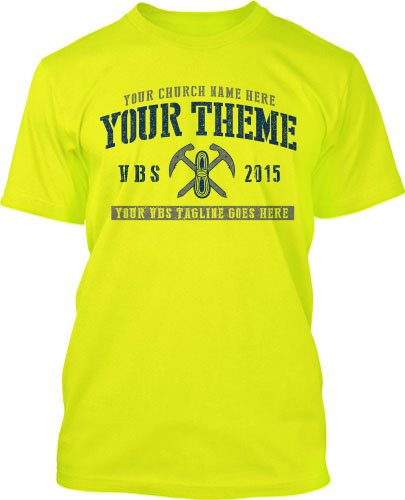 VBS Safety Crew T-Shirt