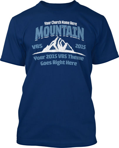 Mountain VBS T-Shirt