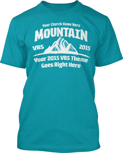Mountain Theme T-Shirts