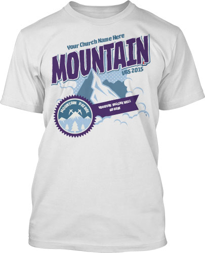 Majestic Mountain Tee
