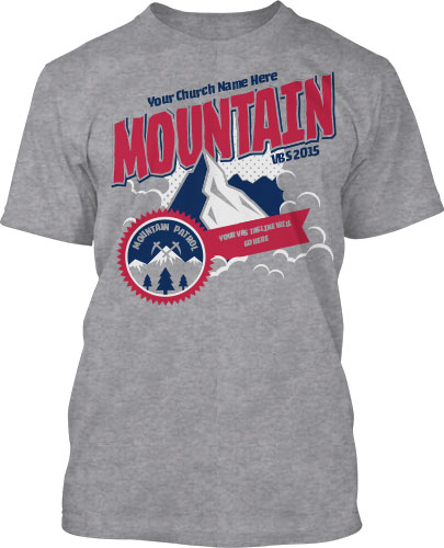 Icy Summit T-Shirt