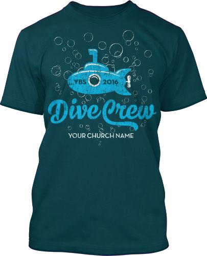 Dive Crew