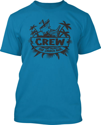 Crew Disembark!