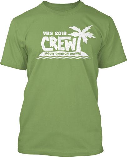 Stranded Crew