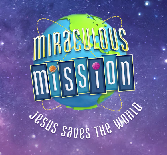 Image result for vbs 2019 miraculous mission