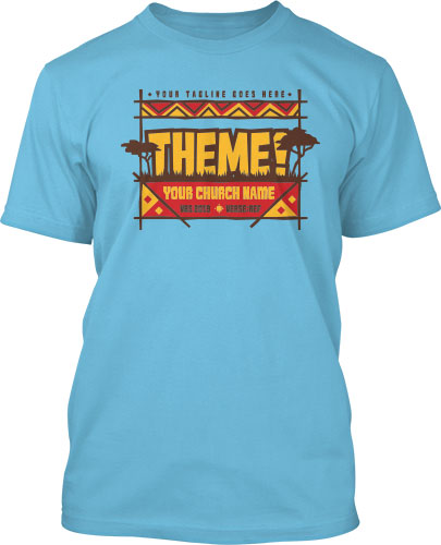 87273b012 VBS T-Shirts - Get The Right Design For Your Vacation Bible School