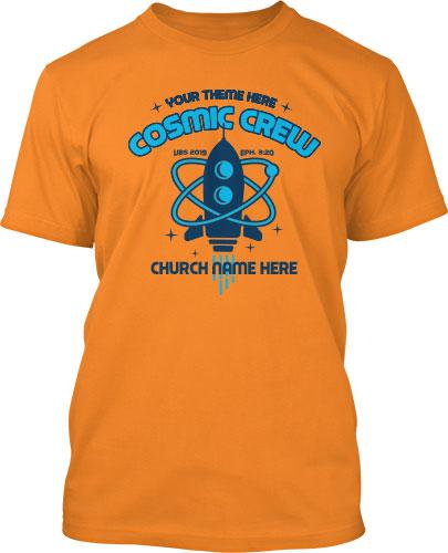 Cosmic Crew